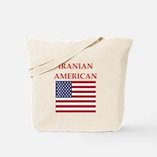 iranian american Tote Bag