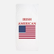 irish Beach Towel