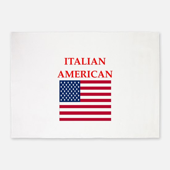 italian 5'x7'Area Rug