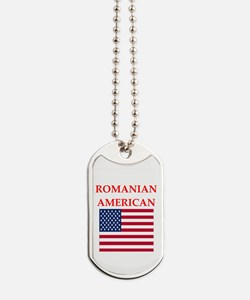 romanian Dog Tags