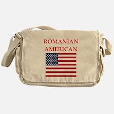 romanian Messenger Bag