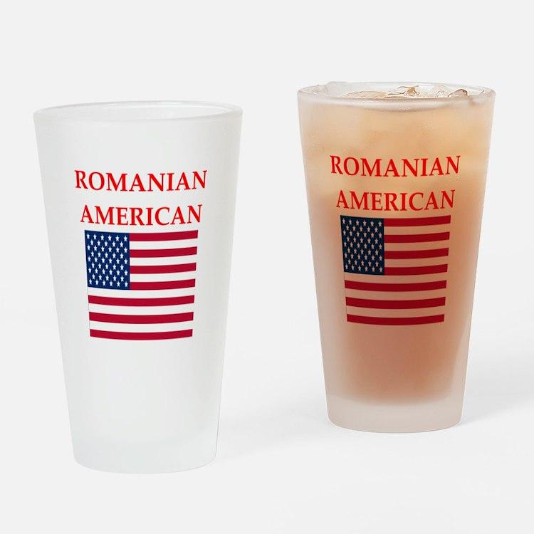 romanian Drinking Glass