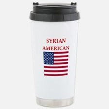 syrian Travel Mug