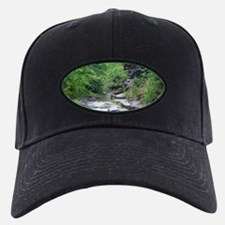 forest river scenery Baseball Hat