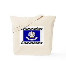 Gonzales Louisiana Tote Bag