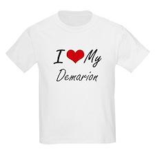 I Love My Demarion T-Shirt