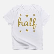 Half Birthday Outfit Stars Infant T-Shirt