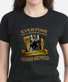 German Shepherd T-shirt - Everyone has a g T-Shirt