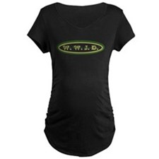 Camouflage WWJD T-Shirt