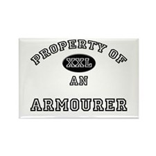 Property of an Armourer Rectangle Magnet