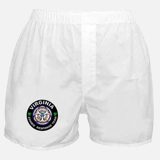 VA RT White Boxer Shorts