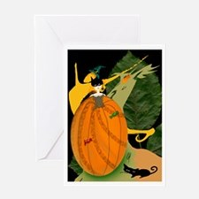"""""""Witches..."""" Greeting Card"""