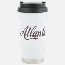Cute Atlanta Travel Mug