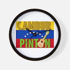 Cambur Pinton 7 estrellas Wall Clock