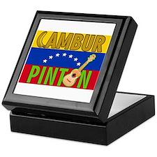 Cambur Pinton 7 estrellas Keepsake Box