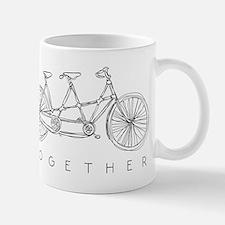 TOGETHER TANDEM BIKE Mugs