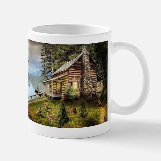 Wildlife Landscape Mug