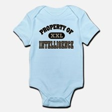 Property of Intelligence Body Suit
