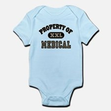 Property of Medical Body Suit