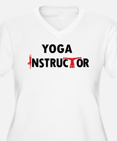 Yoga instructor Plus Size T-Shirt