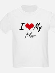 I Love My Elmo T-Shirt
