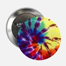Tie-Dyed Button
