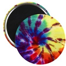 Tie-Dyed Magnet