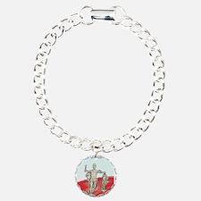 Athletics Running design Bracelet