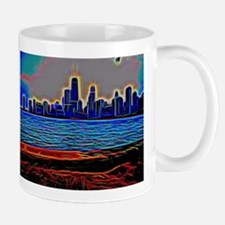 Chicago from the Lake Mugs
