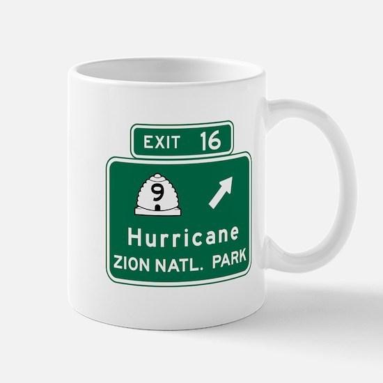 Hurricane-Zion Natl Park, UT Mug