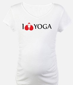 i love yoga Shirt