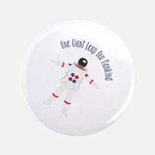 One Giant Leap Button