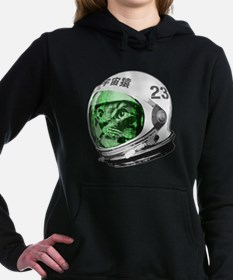 Astronaut Space Cat (green screen version) Women's
