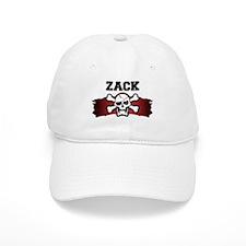 zack is a pirate Baseball Cap