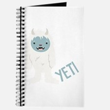 Yeti Monster Journal