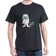 Yeti Monster T-Shirt