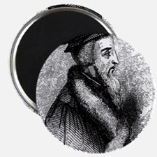 John Calvin Profile Magnets