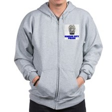 Cool Officer Zip Hoody