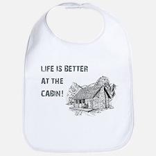 LIFE IS BETTER... Bib