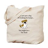 Veterinary technician Regular Canvas Tote Bag