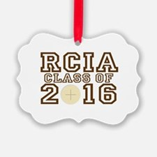 RCIA Class of 2016 Ornament
