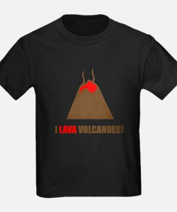Funny volcanoes T-Shirt