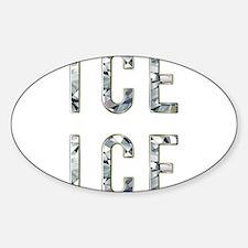 Ice Ice Baby Decal