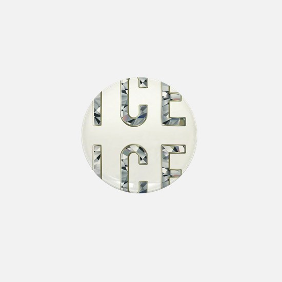Ice Ice Baby Mini Button (10 pack)