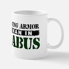 My Man In Dirty ABUs Mug