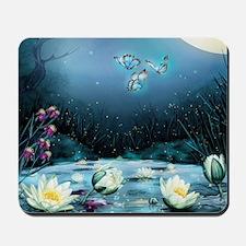 Lotus Pond Mousepad