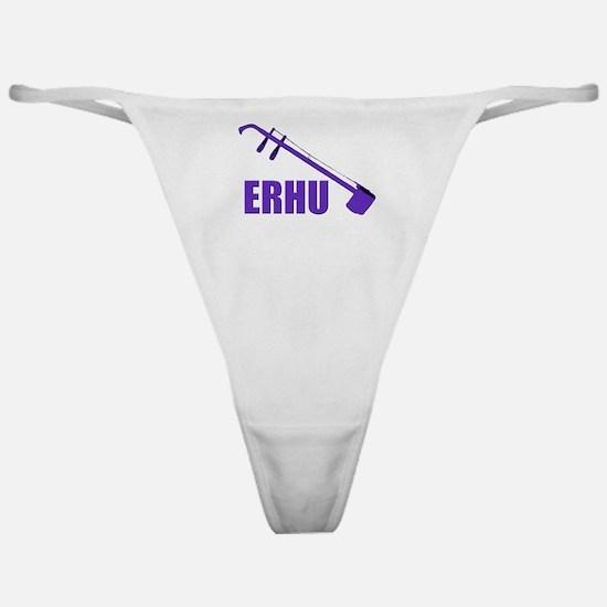 Erhu Classic Thong