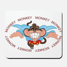 Supre Monkey Mousepad