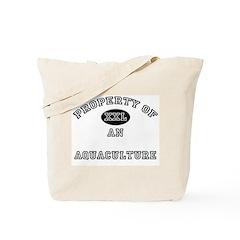 Property of an Aquaculture Tote Bag