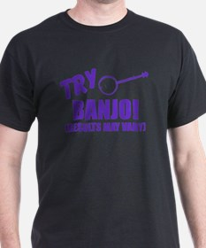 Try Banjo T-Shirt